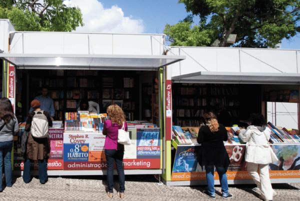 Use MB WAY na Feira do Livro de Lisboa e ganhe prémios
