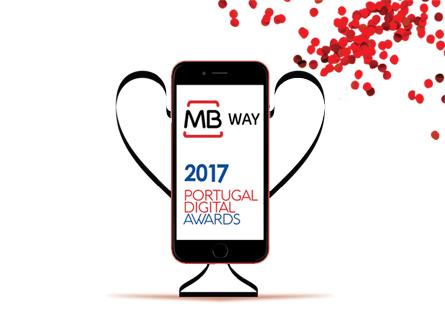 MB WAY é reconhecido como 'Best Digital Platform'