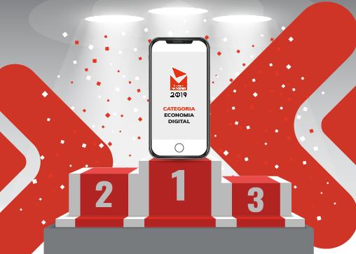 O MB WAY ganhou o prémio Marketeer na categoria de Economia Digital!